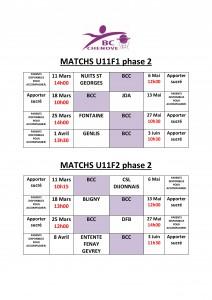 MATCHS U11F phase 2-page-001