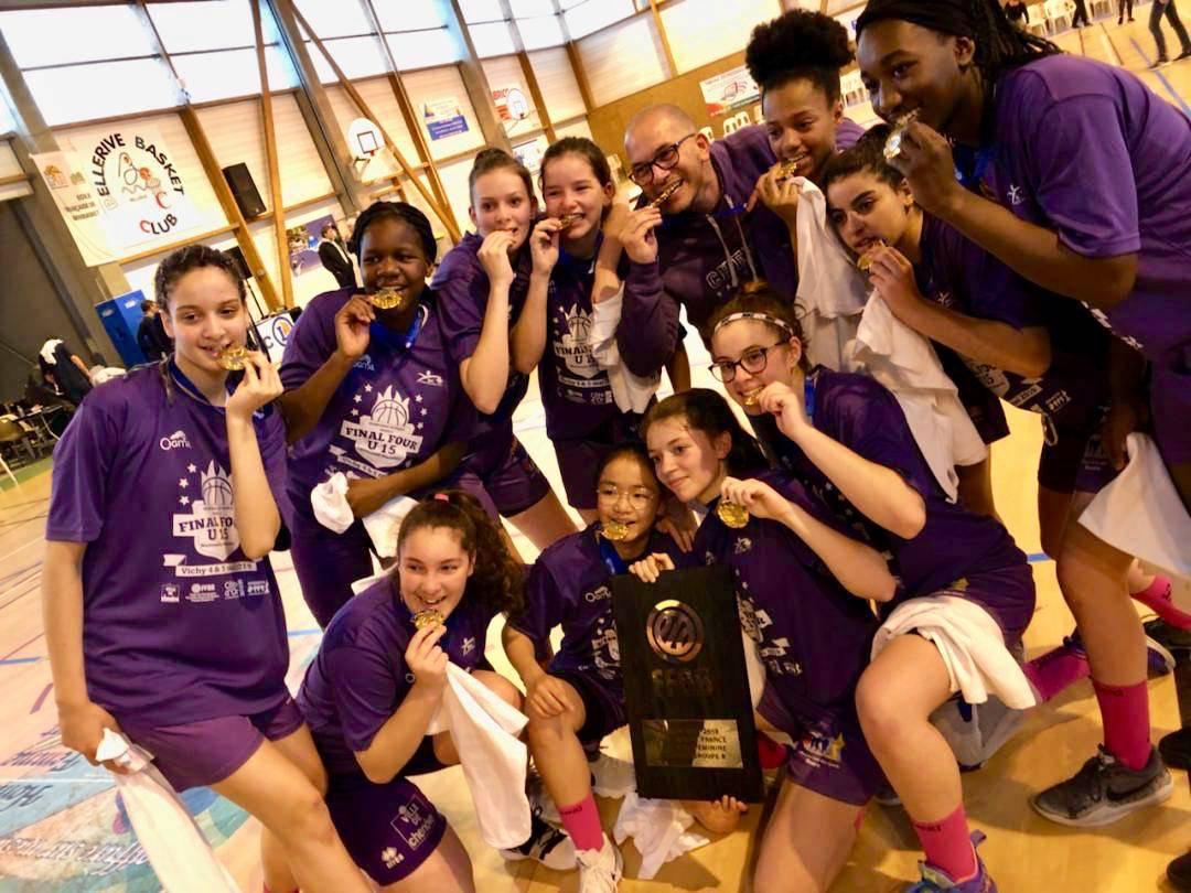 U15F-championnes-de-France-2019
